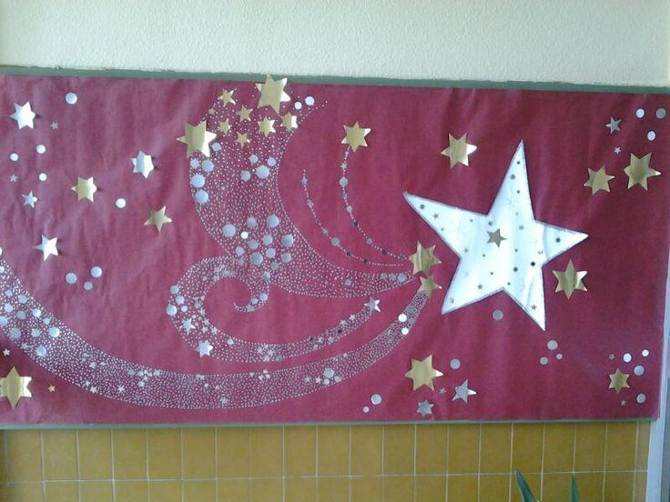 17 mejores im genes sobre nadal en pinterest kerst - Murales decorativos de navidad ...