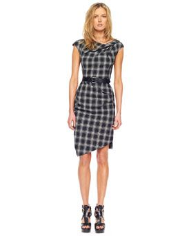 Michael Kors wool dress