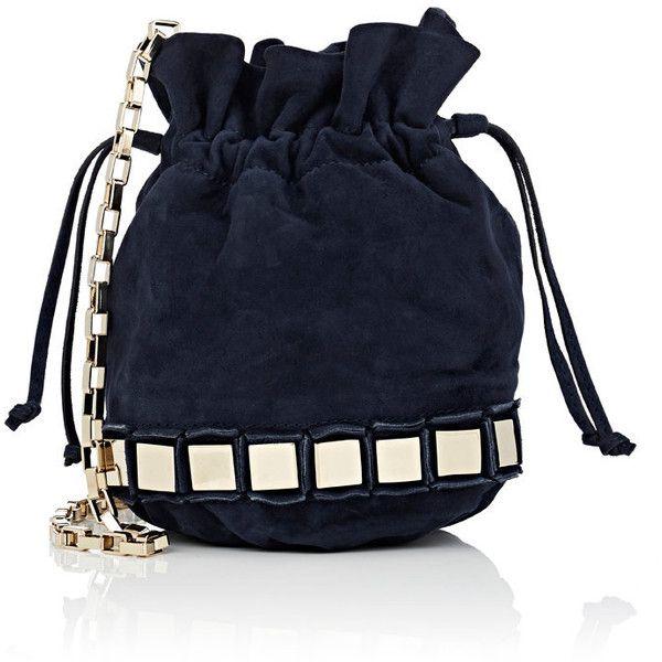 Womens Lucile Mini Suede Bucket Bag Tomasini Xfghx3DQt