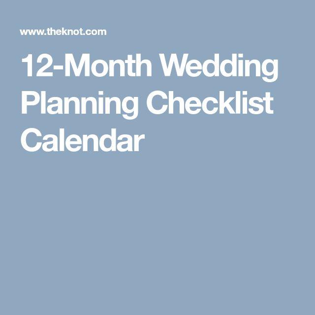 Best 25+ Wedding planning checklist ideas on Pinterest Wedding - wedding planning checklist