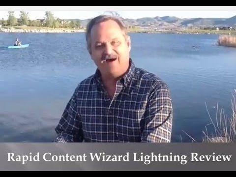Rapid Content Wizard Lightning Scam