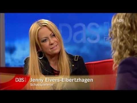 Jenny Elvers-Elbertzhagen Bettina Tietjen DAS! 17.09.2012 Ganzes Interview Teil 1/3