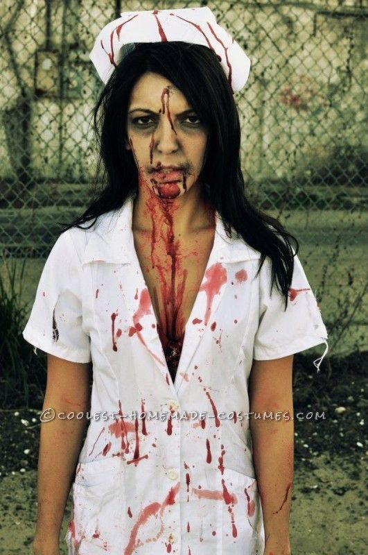 17 Best images about Zombie Costume Ideas on Pinterest - Homemade halloween costumes, Homemade ...