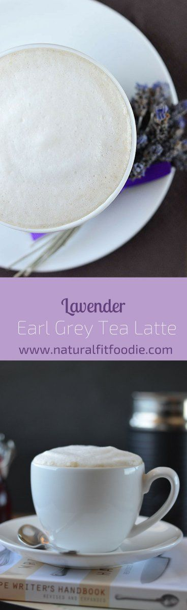 This Lavender Earl Grey Tea Latte is fragrant and bursting with flavour. It's pure indulgence in a cup![ DiscountMyPrescription.com ]