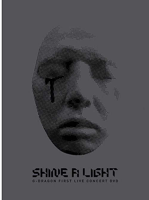 G-Dragon (BigBang) - Live Concert DVD (Repackage) [SHINE A LIGHT] 2DISC + GIFT