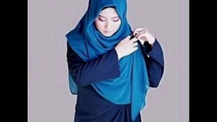 Tutorial Hijab Syar'i Formal Terbaru 2016