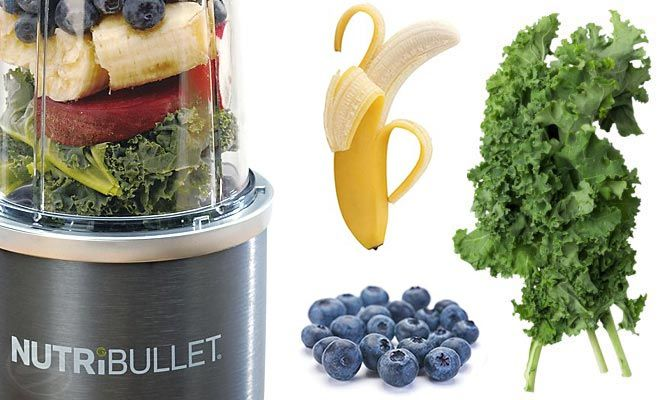 NutriBullet smoothie recipes from makers of the NutriBullet Nutrition Extractor. Includes smoothie recipes targeting cholesterol, weight loss, and more.