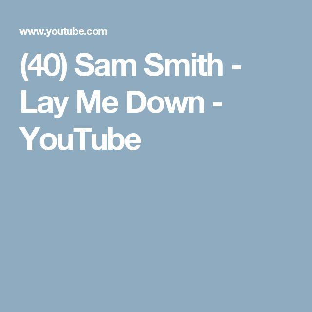 Best 25+ Sam Smith Lyrics Ideas On Pinterest