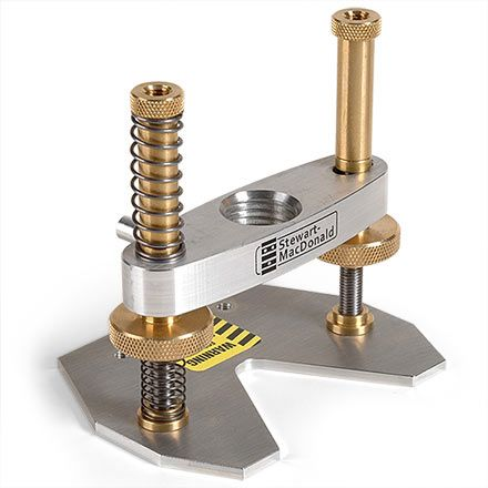 The Stew-Mac Precision Router Base. I'm beginning to think I need to find one of these in in the UK