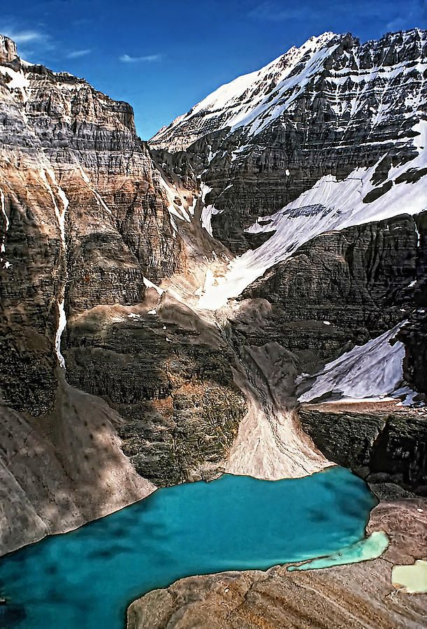 The Great Divide, Canadian Rockies.
