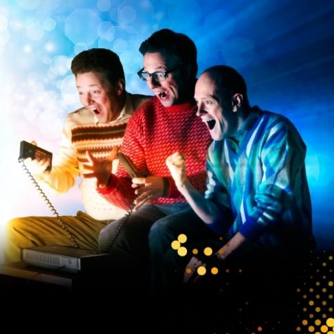 ARIA winning comedy musicians Tripod have written and performed masterfully for TV, radio, cartoons, stage musicals and countless hit live shows over almost two decades. Now it's time to reveal the secret that kept them together for so long. Videogames. Lots and lots of videogames.