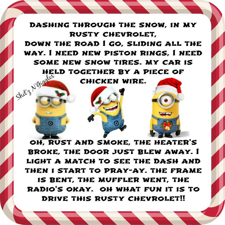 63 best Christmas minnions images on Pinterest | Funny minion ...