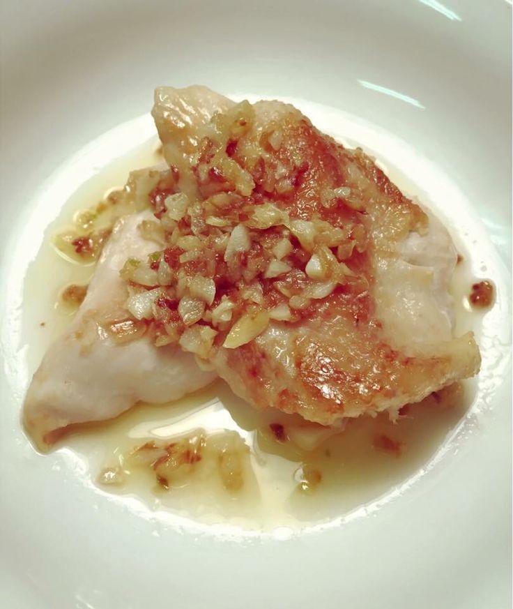 Chicken breast with Garlic butter sauce