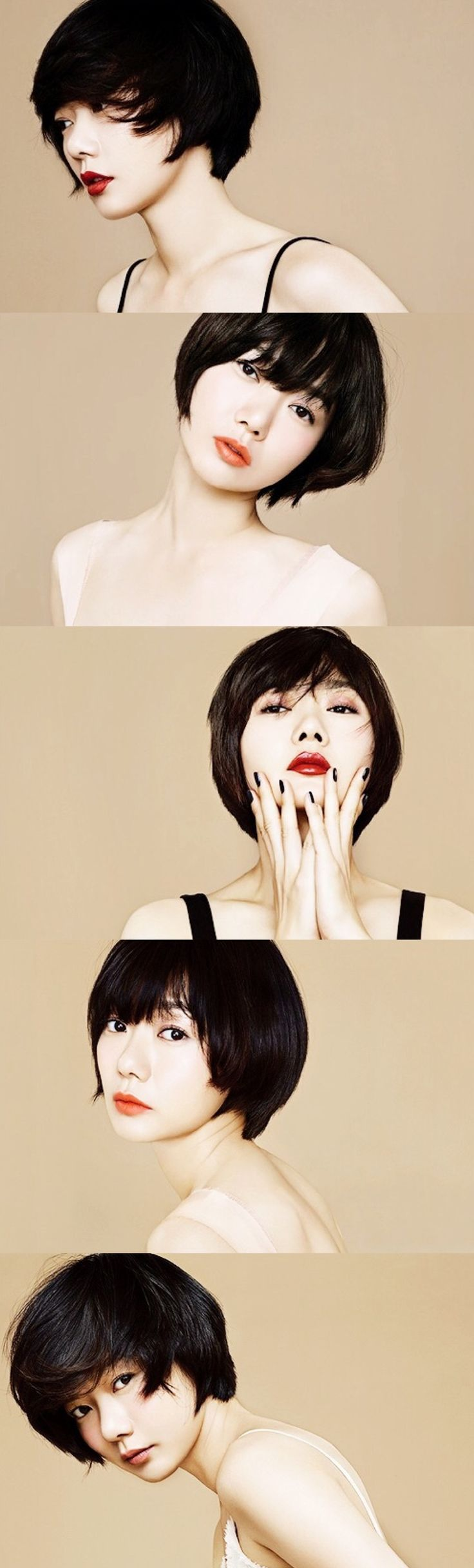 bae doona + high cut photoshoot