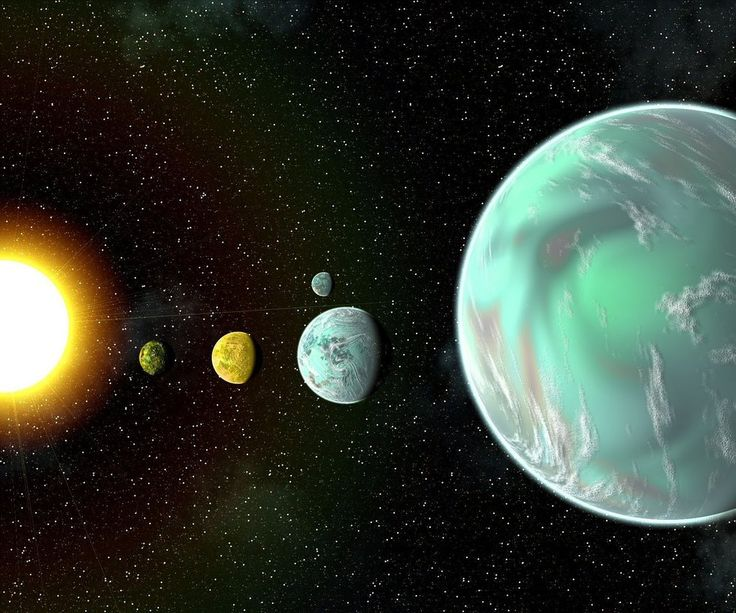 25+ best ideas about Planetary system on Pinterest ...