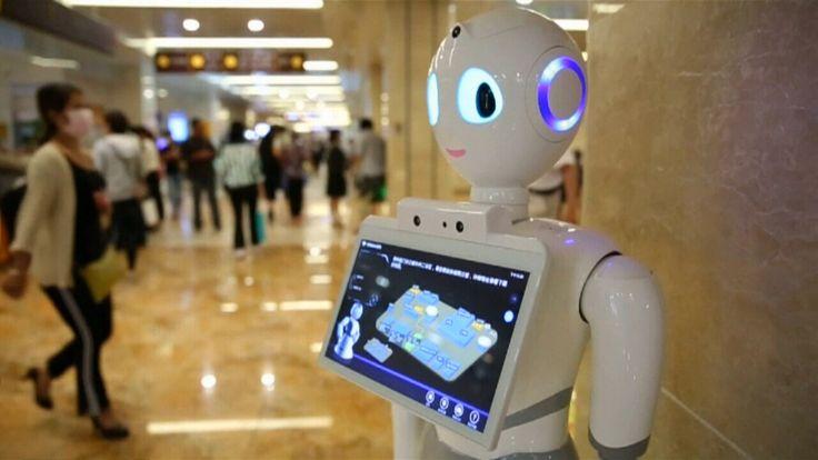 Robot doctors Machine passes medical exam - 9news.com.au #757Live