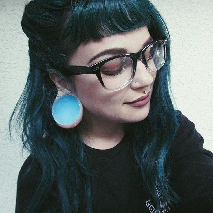 2779 best Stretched lobes // facial piercings // body ...