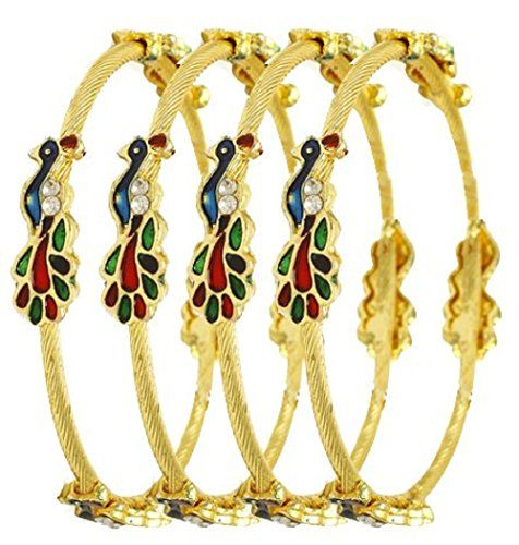 Traditional Bollywood Multi Peacock Style Gold Plated Eth... https://www.amazon.com/dp/B06XQVQBH7/ref=cm_sw_r_pi_dp_x_8mmrzb0B8SFY0