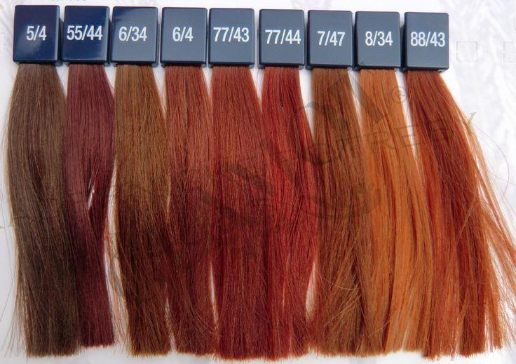 Wella Professionals Koleston Perfect Vibrant Reds Hair Colour