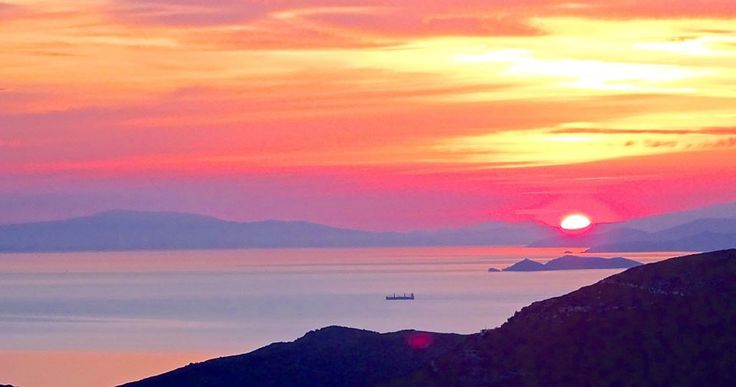 Magical colors of Andros