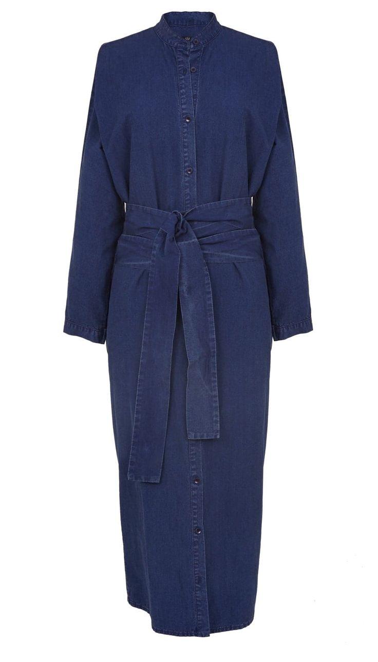 Tibi Lightweight Denim Shirt Dress (£278)
