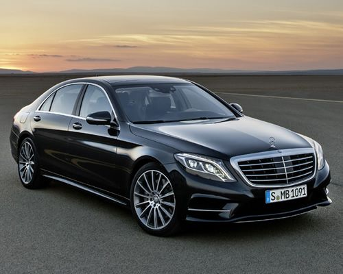 2014 Mercedes S-Class #car #mercedes