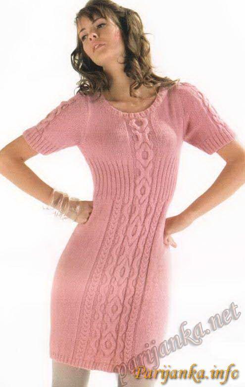 Платье (ж) 02*13 CB №2162