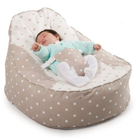 Baby bean bags or bean chairs are making news around the world. Not only are baby bean bags a practical and comfy way to have your baby by y...
