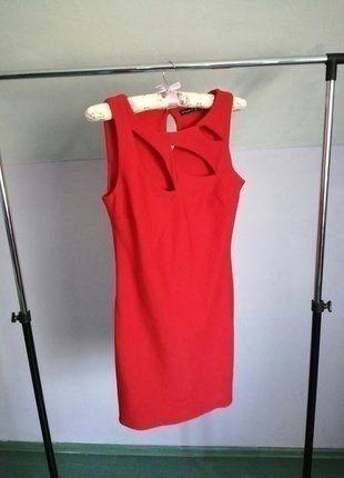 Kup mój przedmiot na #vintedpl http://www.vinted.pl/damska-odziez/krotkie-sukienki/15495500-piekna-czerwona-sukienka-rozmiar-m