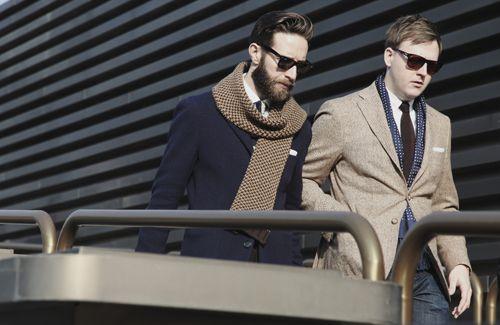 Что носили мужчины на Pitti Uomo 83