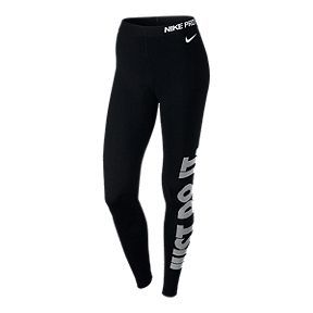 Nike Pro Warm Just Do It Women's Tights