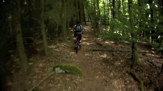 Trailhunter Pfaelzer Wald by Joachim Schneider. Soulriders from Karlsruhe on the singletrails in the Palatinate Forest. Collection of several mountainbike tours in different locations, taken with a Contour HD helmet camera.