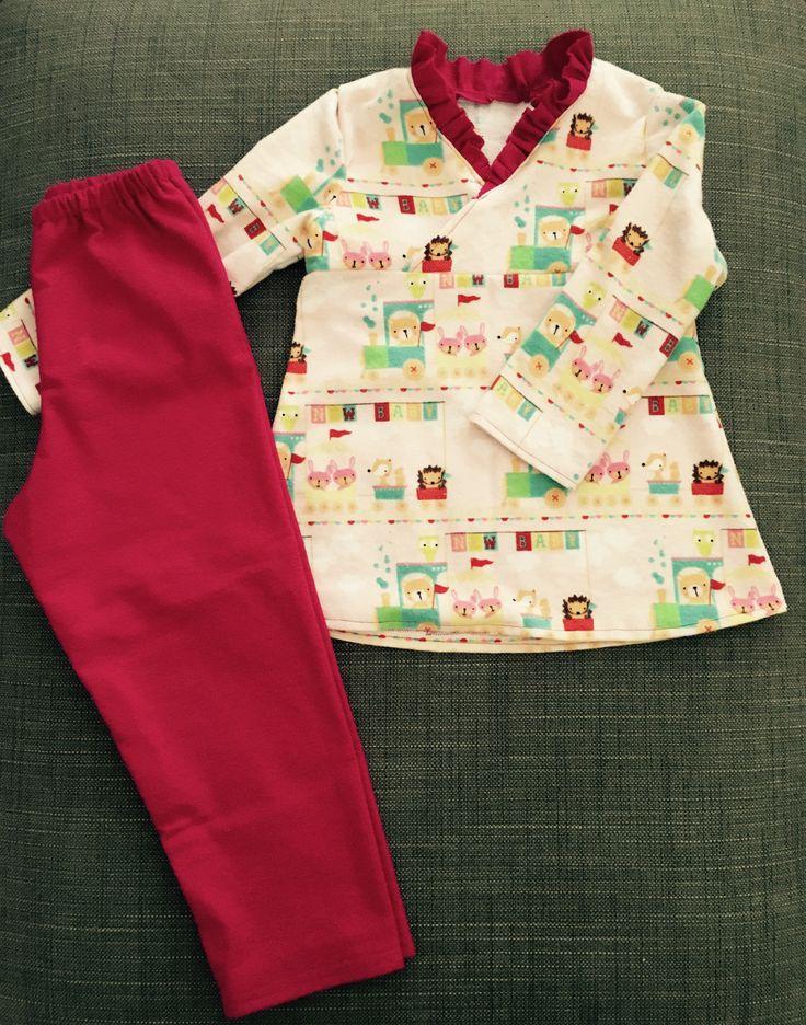 Pyjama pour ma nièce
