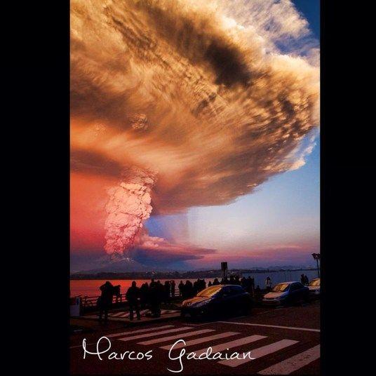 A inesperada erupção do Calbuco, 43 anos depois da última atividade registrada, representa uma 'alta ameaça para a população'Segredo revelado! Onde as aeromoças dormem durante os voos longos?Turistas passam vergonha com as maiores gafes do mundo