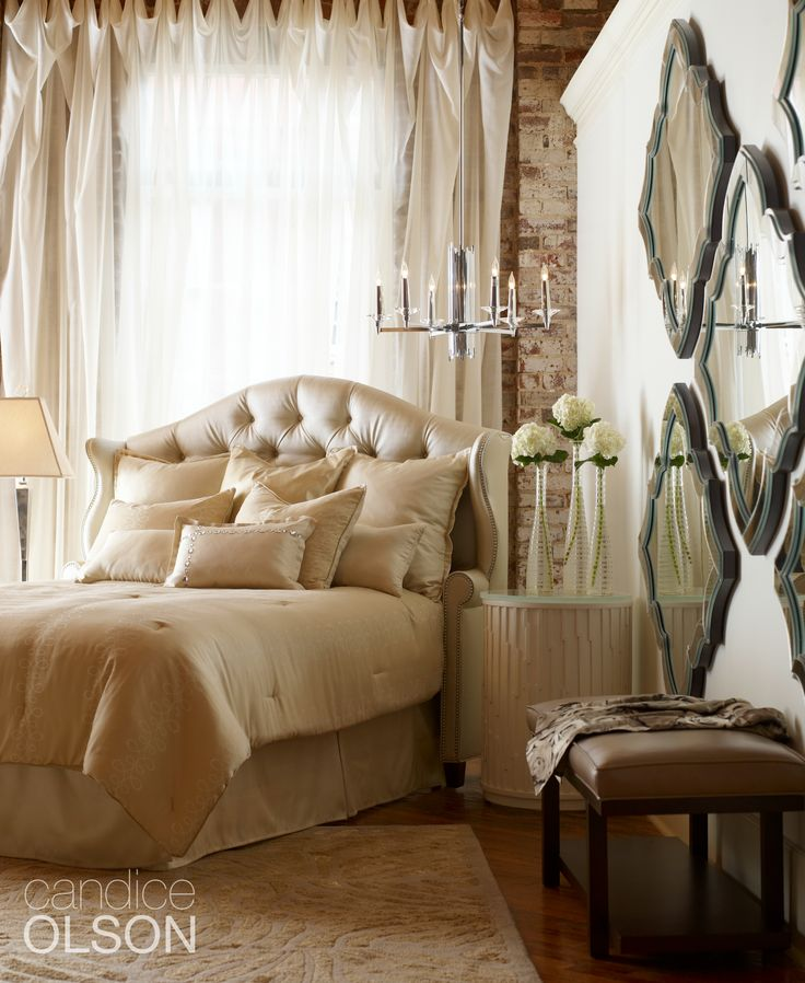 41 best lighting chandeliers and pendants images on pinterest the trevor chandelier by candice olson adds sparkle to this bedroom candiceolson aflighting aloadofball Gallery