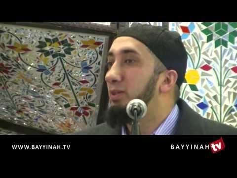Be Like The Bee! - Nouman Ali Khan (Khutbah 2-28-2014)