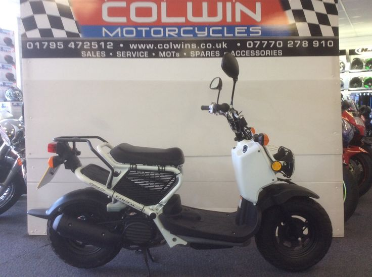 2011 Honda ZOOMER 50 50cc Moped in Sittingbourne | Auto Trader Bikes