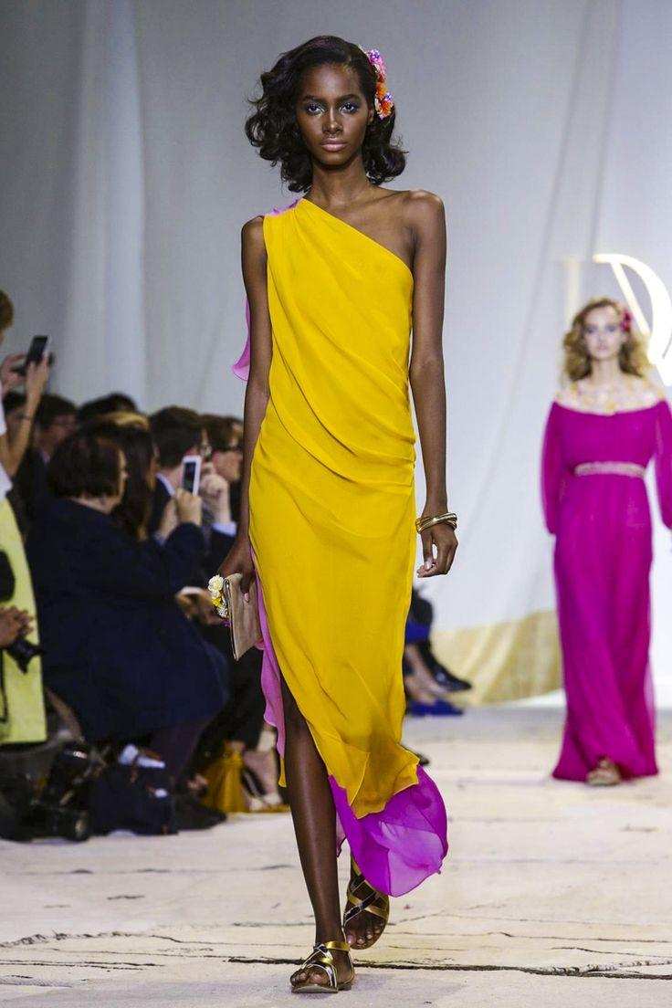 Look 18 - Diane von Furstenberg Ready To Wear Spring Summer 2016 New York - NOWFASHION