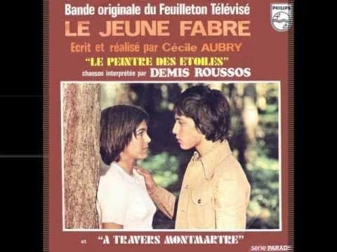 Demis Roussos - Le peintre des étoiles - 1972 (B.O. Le Jeune Fabre)