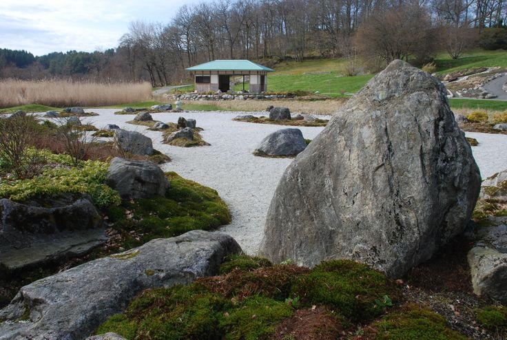 Japanske hager i Norge