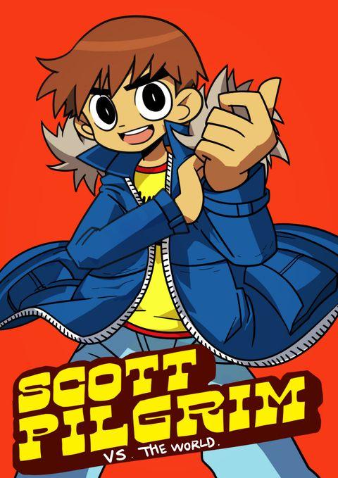 Kevin Crossley Character Design Pdf : Más de ideas sobre scott pilgrim en pinterest