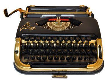 Princess 300 typewriter