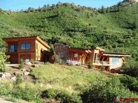 Durango Colorado mountain home for sale