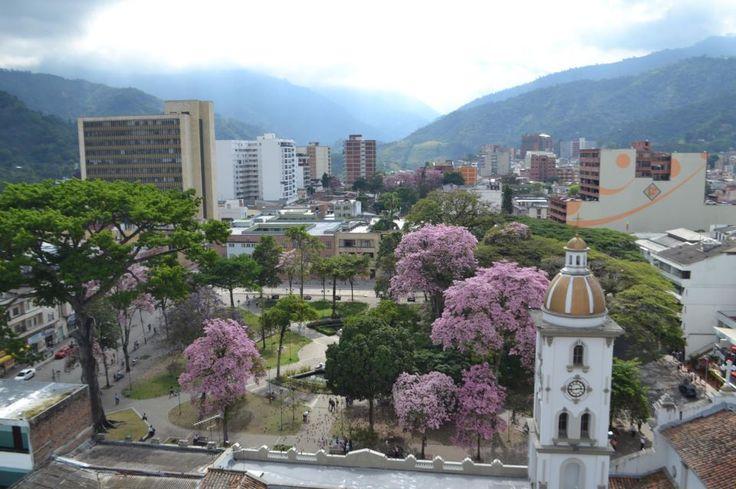 Plaza de Bolivar Ibague