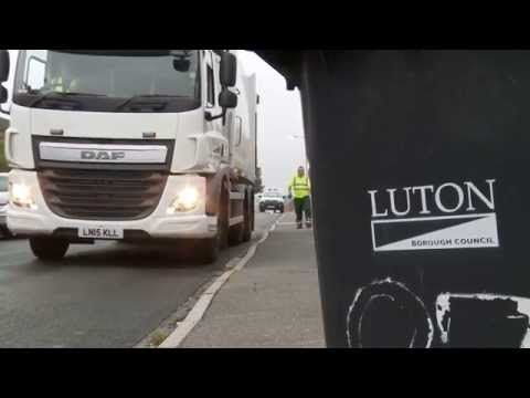 DAF Trucks at RWM 2015 - Preview Video: Luton Borough Council - YouTube