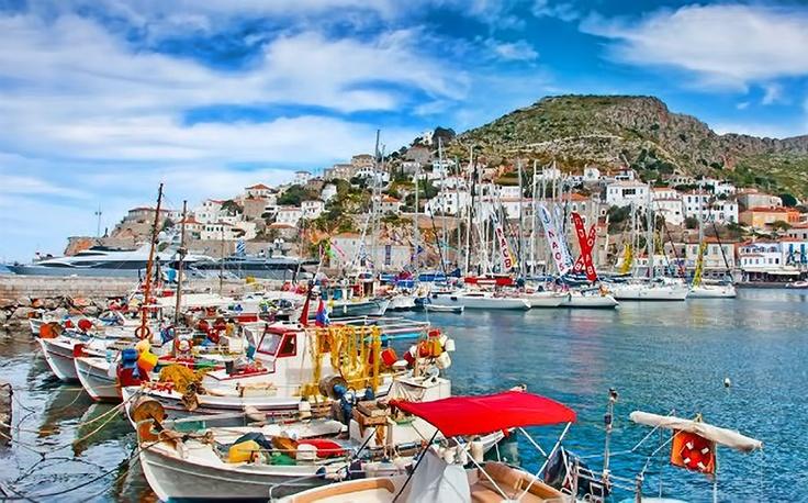 GREECE CHANNEL | Hydra island