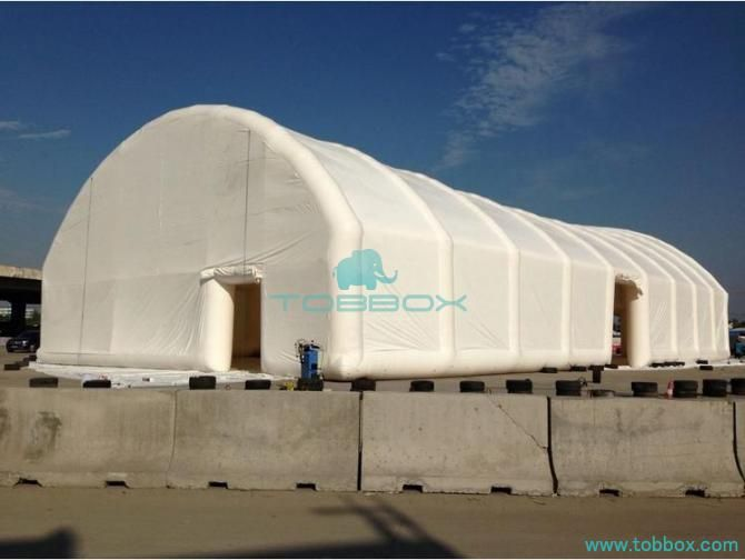inflatable tennis dome