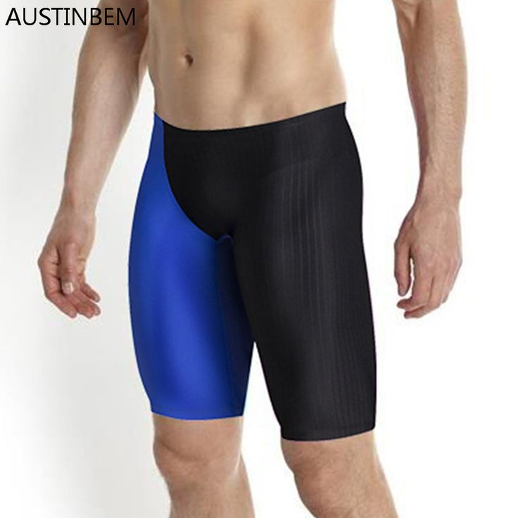 ==> [Free Shipping] Buy Best AUSTINBEM Brand Swimwear Men Swimming Shorts Sunga Boxer Sexy Plus Size Men's Suits Summer Pouch Patchwork Waterproof Sexy Gay Online with LOWEST Price | 32808520268