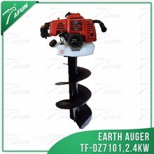 new earth auger digging & planting machinery soil drill for sale