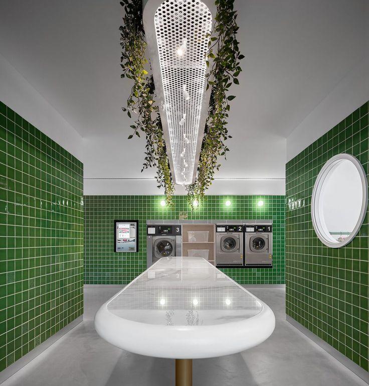 Self Service Laundry stu.dere Architecture & Design